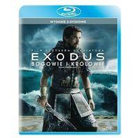 Exodus. Bogowie i królowie (2xBlu-Ray) - Ridley Scott