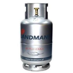 Butla gazowa Landmann 11 KG Propan-Butan   Pusta (5907438300076)