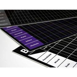 tablica suchościeralna czarna na wymiar