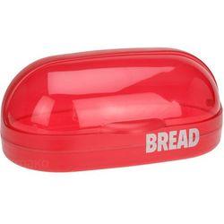 Plastikowy chlebak BREAD - pojemnik na chleb, pieczywo (5902026798907)