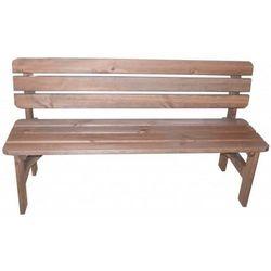Rojaplast ławka ogrodowa miriam, 150 cm (5905919015754)