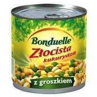 Bonduelle Kukurydza złocista z groszkiem 340 g  (3083680715423)
