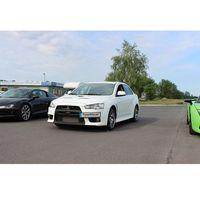 Jazda za kierownicą Mitsubishi Lancer Evo X – Tor kartingowy Poznań