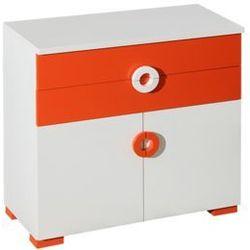 Komoda bez przewijaka - Classic (pomaranczowy) - sprawdź w wybranym sklepie
