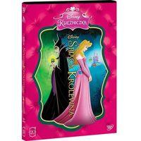 Śpiąca Królewna. Disney księżniczka. DVD