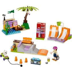 Lego Friends Friends Skatepark w Heartlake 41099, klocki do zabawy
