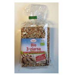 Chleb chrupki BIO 3 ziarna pełnoziarnisty 150g Benus, towar z kategorii: Pieczywo, bułka tarta