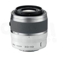 Nikon 1 NIKKOR VR 30-110 mm f/3,8-5,6 (biały) - produkt w magazynie - szybka wysyłka!, JVA703DB