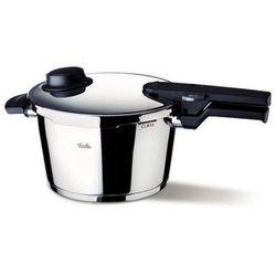 vitavit comfort - szybkowar 4,5 l bez wkładu do gotowania na parze - 4,50 l wyprodukowany przez Fissler