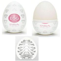 Tenga Egg Easy Ona Cap Stepper Pink Zestaw masturbatorów jednorazowych w kształcie jajka różowy 6 sztuk -