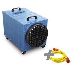 Nagrzewnica elektryczna TDE 65 + Przedłużacz Profi 20 m / 400 V / 6 mm²