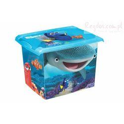 Keeeper Pudełko gdzie jest dory - nemo 2829 pojemnik na zabawki