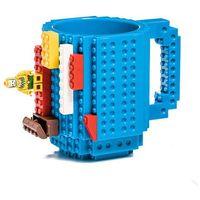 Klockowy kubek - niebieski - niebieski marki Gadget master