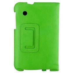 Etui do tabletu 4World stand dla Galaxy Tab 2, Ultra Slim, 7, zielone 9128 Darmowy odbiór w 16 miastach! - sprawdź w wybranym sklepie