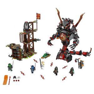 LEGO NINJAGO, Świt Żelaznego Fatum, 70626
