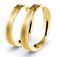 Obrączki goldendreams Obrączki ślubne goldendreams gd1-4 (komplet), kategoria: obrączki ślubne