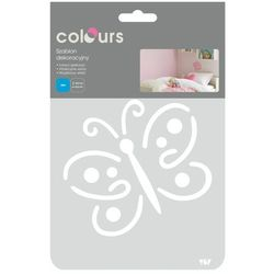 Szablon Colours fairy 237