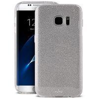 Etui PURO Glitter Shine Cover do Samsung Galaxy S8 Plus Srebrny