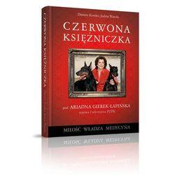 CZERWONA KSIĘŻNICZKA TW, książka w oprawie miękkej