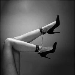 Bijoux Indiscrets - MAZE Kneecuffs Black z kategorii Gadżety erotyczne