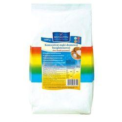 Koncentrat Mąki Domowej Bezglutenowej bez Skrobi Pszennej 1000g Bezgluten z kategorii Zdrowa żywność