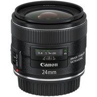 Canon  24 mm f/2.8 ef is usm - cashback 300 zł przy zakupie z aparatem! (4960999845753)