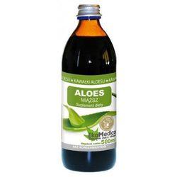 Aloes Miąższ 500ml (artykuł z kategorii Oczyszczanie organizmu)