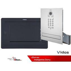 Zestaw wideodomofonu skrzynka na listy z szyfratorem S561D-SKM M320B