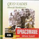 Henryk Sienkiewicz Quo Vadis - opracowanie - Marcin Bodych, Andrzej Kordela (9788376998541)