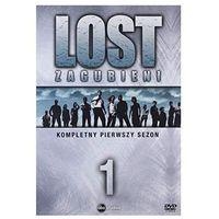 Lost: Zagubieni. Sezon 1 (5DVD) (7321917502047)