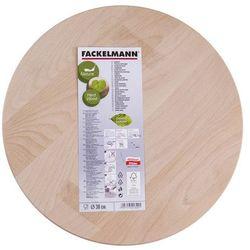 Fackelmann Deska bukowa obrotowa 30 cm 521329 (5907445213291)