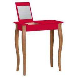 Toaletka z lustrem lillo czerwona marki Ragaba