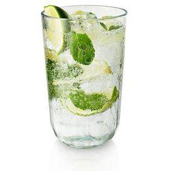 Eva solo Zestaw nowoczesnych szklanek facet 4 szt, 430 ml -