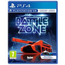Battlezone VR - gra PS4