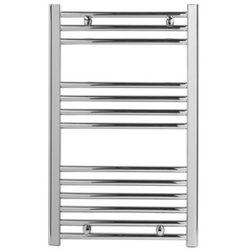 Grzejnik łazienkowy york - wykończenie proste, 500x800, owany marki Thomson heating