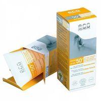 Eco cosmetics Krem na słońce lsf/spf 50+ z bio-rokitnikiem lekko tonowany (4033981742108)