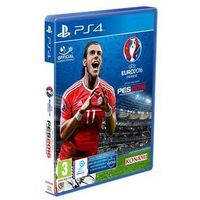 Pro Evolution Soccer 2016 - UEFA Euro 2016 PS4 - CDP.pl (4012927102015)