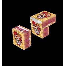 Pudełko ultra pro deck box pink skull wyprodukowany przez Brak danych