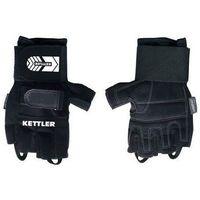 KETTLER - 7371-436 - Rękawiczki treningowe Pro dla mężczyzn (M) - M, towar z kategorii: Odzież fitness