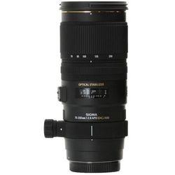Obiektyw SIGMA 70-200 F2.8 APO EX DG OS HSM (Canon) - sprawdź w wybranym sklepie