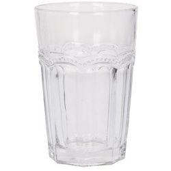 szklanka solo 400ml, 9 × 9 × 13,5 cm marki Dekoria