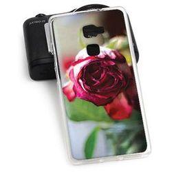 Foto Case - Huawei Mate S - etui na telefon Foto Case - pączek róży (Futerał telefoniczny)