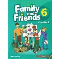 Family and Friends 6: Classbook and Multi-ROM Pack (Jenny Quintana)