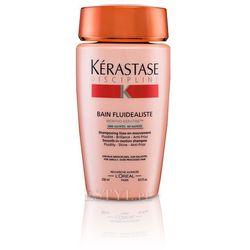 fluidealiste sulfate free bain | bezsiarczanowa kąpiel dyscyplinująca - 250ml od producenta Kerastase