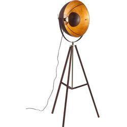 :: lampa podłogowa welcome - brązowy marki Kare design