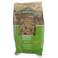 La bio idea (puszki-warzywa i strączkowe konserw.) Makaron penne rurki razowy 500 g - la bio idea