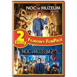 Noc w muzeum / Noc w muzeum 2 (2xDVD) - Shawn Levy, towar z kategorii: Pakiety filmowe