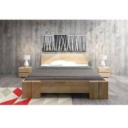 Skandica Łóżko drewniane bukowe vestre maxi 90-200x200