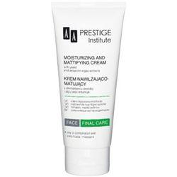 Aa prestige institue moisturizing and mattifying cream krem nawilżająco-matujący, marki Aa prestige institu