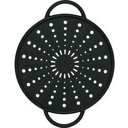 Emsa, INNOWACJA: pokrywka, sitko, cedzak, podkładka 6w1 SMART KITCHEN, średnica 31 cm, czarny, nr 514561 - sprawdź w wybranym sklepie
